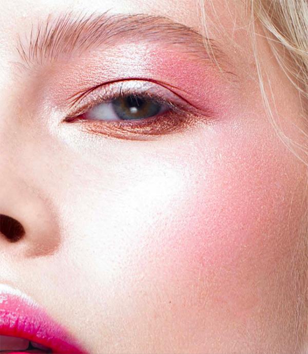 Blush Draping