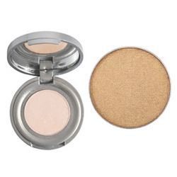 Eyeshadow, Mineral Powder, Pressed Shimmer : Antique Gold